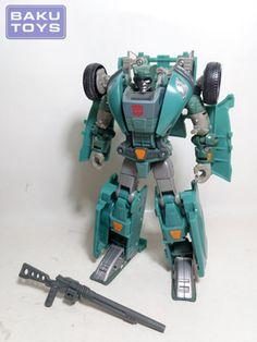 Transformers Generations Sergeant Kup loose