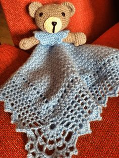 Accessories, Crochet Dolls, Crochet Blankets, Weaving, Crochet Security Blanket, Baby Afghan Patterns, Jewelry Accessories
