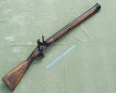Flintlock Indian Blunderbuss