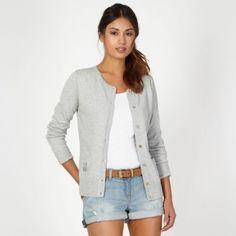 Mantaray-Womens-Grey-Embroidered-Cardigan-From-Debenhams