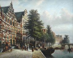 Johannes Franciscus Spohler. (1853-1894, Netherlands)