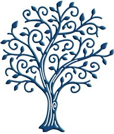 Tattered Lace Dies - Tree of Wonder