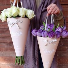 Flowers Gift Arrangement 17 Ideas For 2019 flowers is part of Flowers bouquet gift - Flower Box Gift, Flower Boxes, Bouquet Wrap, Diy Bouquet, Deco Floral, Arte Floral, Flower Packaging, Pretty Packaging, Design Packaging