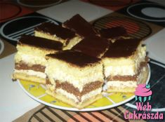 Tiramisu, Cooking Recipes, Sweets, Ethnic Recipes, Hungary, Foods, Drinks, Sweet Pastries, Food Food