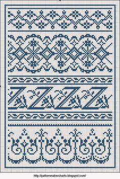 109 Fantastiche Immagini Su Puntocroce Cross Stitch Embroidery