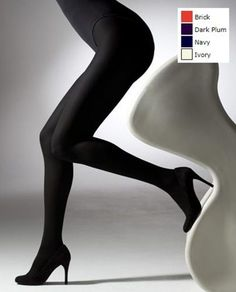 ab0f9fbdbf3 Gipsy 50 denier Luxury Opaque Tights in Medium