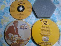 Rock & Roll / Chuck Berry - Original LEGENDS Versions  /   SOUL  CD