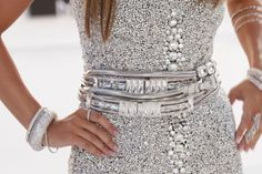 Serious sparkle! #SilverBling