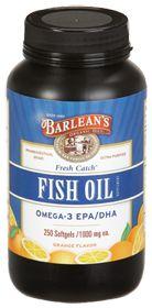 Fish Oil by Barlean's Organic Oils - Buy Fish Oil (1000 MG) 250 Softgels at the Vitamin Shoppe #vitaminshoppecontest