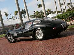 1957 Maserati 450S Costin Zagato