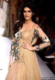 Image result for kriti sanon ramp dresses