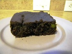 Specific Carbohydrate Diet For Life: Beyond SCD Recipe: Chocolate Zucchini Cake