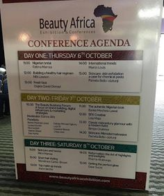 7 reasons why you should not have missed Ices 2016/ Beauty Africa Expo / She leads Africa events  To be a leading voice and be recognized in the creative industry missing out on events to help you grow is certainly not the right step to take. In case you all missed it here is a recap of all the wonderful events attended by creative minds in Lagos over the weekend.1.Beauty Africa Expo 2016:For all beauty lovers beauty vendors skin care experts cosmetologists natural products proponents and…