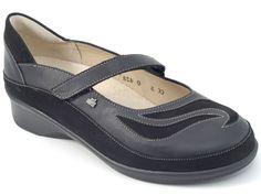 Finn Comfort Glendale - Women's Mary Jane Shoe, Finn Comfort Women's Shoes & Sandals