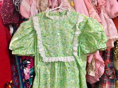 70s Maxi Dress Girls  8/10 by lishyloo on Etsy