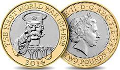 18.01.14: De moneda conmemorativa del centenario de la I Guerra Mundial a motivo de polémica   20minutos.es