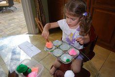 Mess For Less: 18 Fine Motor Activities for Preschoolers