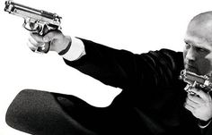 Jason Statham.. Mhm, a girl could always use a lil Handsome Rob ;)