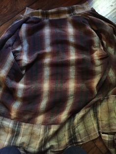 A personal favorite from my Etsy shop https://www.etsy.com/listing/258975320/2-baggy-boyfriend-plaid-teeswomens-or