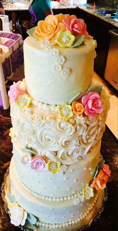 Wedding cake..:)