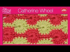 Crochet the Catherine Wheel Stitch. This is one of my most favourite crochet stitches of them all. Learn how to crochet this stitch step by step. Mikey expla...