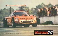 1969 Chevrolet Liebre III TC - Carlos Pairetti