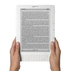 Amazon to discontinue sale for Kindle DX