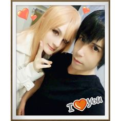 Today is my birthday!!! -/ Little istant of Asuna and Kirito <3 #anime #animeworld #animegirl #animeship #animecosplay #manga #game #otp #shojo #shonen #love #couple #cosplayer #cosplay #cosplayworld #swordartonline #sao #swordartonlinecosplay #asuna #kirito #kiritoxasuna #asunacosplay #kiritocosplay  #asunayuuki #kiritokirigaya #otaku #japan