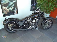 Harley davidson fxr ano 1991