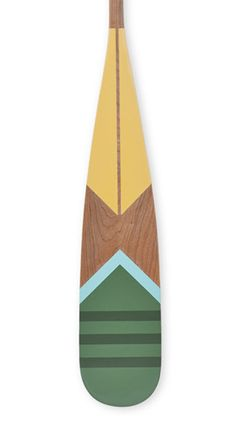 Hand Painted Oars