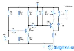 A free energy collector circuit helps to convert surrounding radio