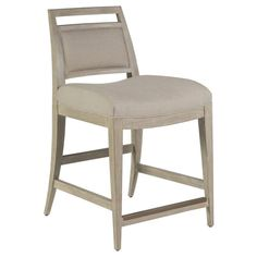 25 inches high x 20 inches wide x 24 inches deep White Wood Bar Stools, Wood Counter Stools, Backless Bar Stools, Lexington Home, Upholstered Bar Stools, Rustic Chic, Rustic Farmhouse, Weathered Wood, White Furniture