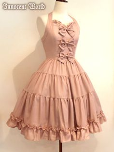The pink version of this is the prettiest, in my opinion. I love the shape of the neckline.