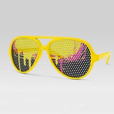 Eyepster Wet Paint Aviator, now featured on Fab.