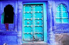 View top-quality stock photos of India Rajasthan Jodhpur The Blue City Blue House With Ornate Doors. Find premium, high-resolution stock photography at Getty Images.