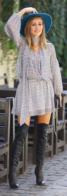 Black O T K B Fall Inspo by Fashion Spot