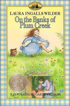 Currently re-reading the Laura Ingalls Wilder books... and so far this one is my favorite!