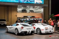 Supercars in Dubai by Effspot Photography