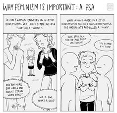 Feminism isn't about crazy women. It's about equal rights. Feminism Comic, Tumblr Feminist, Feminist Quotes, What Is Feminism, Like You Quotes, Crazy Women, Anti Racism, Intersectional Feminism, Equal Rights