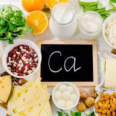 Calcium keeps your bones strong and prevents osteoporosis. For healthy bones and teeth eat calcium-rich foods such as micro greens, almonds, dairy, and beans. Ask your Curves' coach for more information!