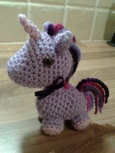 Tiny unicorn