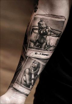 Inner Bicep Tattoo, Cool Forearm Tattoos, Forearm Tattoo Design, Leg Tattoo Men, Dope Tattoos, Sleeve Tattoos For Women, Tattoo Sleeve Designs, Arm Tattoos For Guys, Finger Tattoos