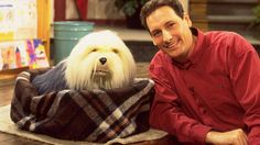 """""""ik moest kloppen want de bel doet het niet"""" this was everyone's fav tv show Famous Duos, Old English Sheepdog, Childhood Memories, Growing Up, Tv Shows, Old Things, History, Animals, Stage"""