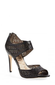b6d8d8af63f4f Sam Edelman Alva Sandals Black Leather 9 | Shoes and Footwear Ruby Red  Slippers, Sandals