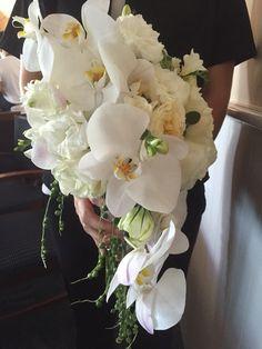 Wedding bouquet by Kristina Gardea