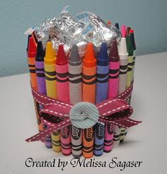 Creative Treasures: First Day of School Gifts