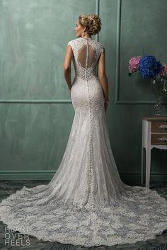 Amelia Sposa 2014 Wedding Dress Style Daria
