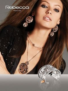 from Rebecca's Cashmere Collection at DarcysFineJewelers.com