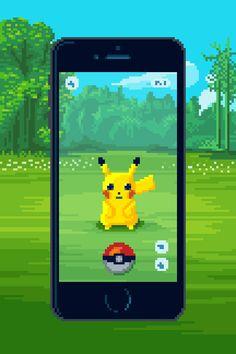 Pokemon Go! by mazeon