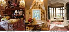 world of interiors design/images | Medieval, Georgian, Victorian and Edwardian inspired decor.